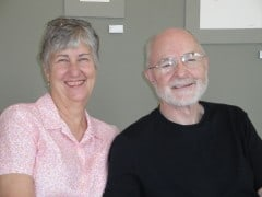 George & Beverly Roberts