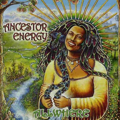 Allwhere, a CD by AncestorEnergy