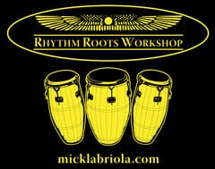 rhythm roots workshop